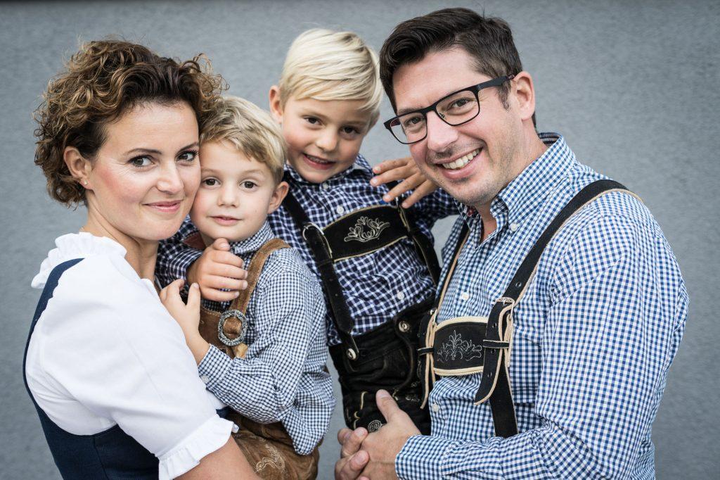 Familie Radauer - Gastgeber vom Apartment-Haus Sauerweingut